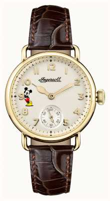 Disney By Ingersoll Dames unie de trenton disney limited edition bruin ID00102