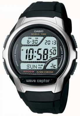 Casio Mens waveceptor radiogestuurd alarm WV-58U-1AVES