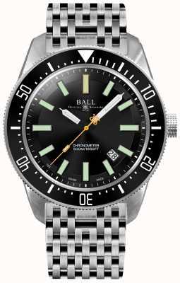 Ball Watch Company Hereningenieur Master II Skindiver II automatische chronometer DM3108A-SCJ-BK
