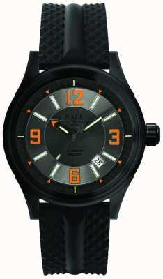 Ball Watch Company Brandweerman racer dlc automatische rubberen band grijze wijzerplaat NM3098C-P1J-GYOR