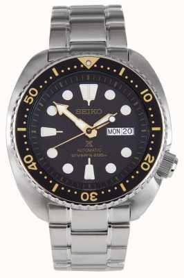Seiko Mens Prospex schildpad automatische duikers SRP775K1