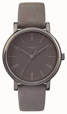 Timex Unisex originelen tonale grijs TW2P96400