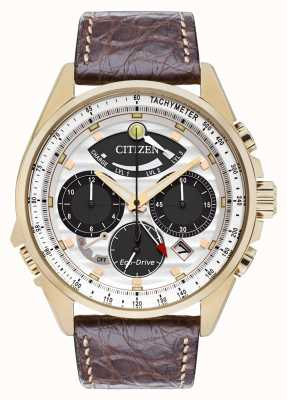 Citizen Mens kaliber 2100 limited edition alarm chronograaf AV0068-08A
