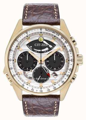 Citizen | heren | kaliber 2100 | beperkte oplage | alarm chrono | AV0068-08A