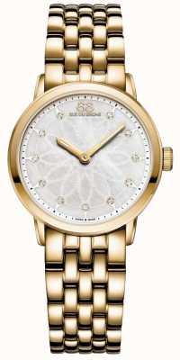 88 Rue du Rhone Dubbel 8 herkomst dames goud diamanten 87WA152901