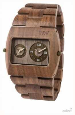 WeWood Mens jupiter rs moer houten bruine riem 70331700