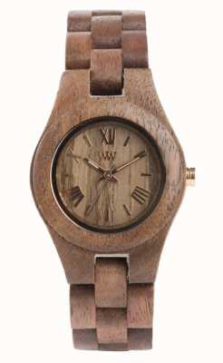 WeWood Dames criss nut | houten band | 70210700