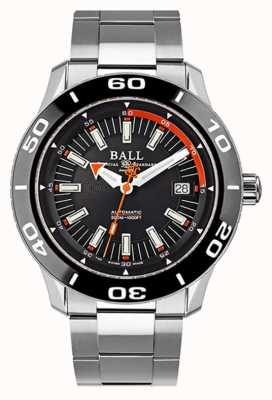 Ball Watch Company Brandweerman auto 42mm staal DM3090A-SJ-BK