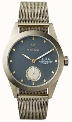 Triwa Womans as Aska goud mesh AKST103-MS121717