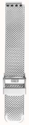 Bering Damesmilanese zilvermaasbandje PT-15531-BMCX