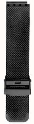 Bering Mannen milanese zwarte mesh band PT-15540-BMBX
