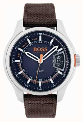 Hugo Boss Orange Mens hong kong bruine band 1550002