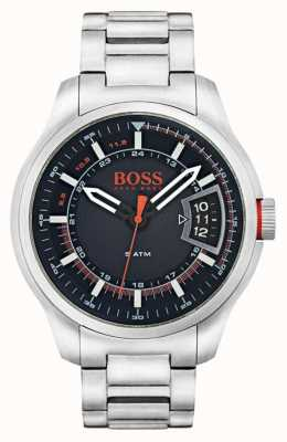 Hugo Boss Orange Mens hong kong roestvrij staal 1550004