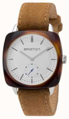 Briston Mens clubmaster vintage acetaat kleine tweede schildpad shell 16440.SA.TV.2.LFCA