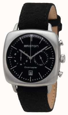 Briston Heren clubmaster vintage staal zwart 16140.S.V.1.LFB