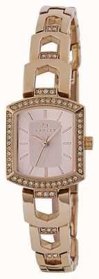 Radley Dames grosvenor rosé gouden metalen armband RY4198