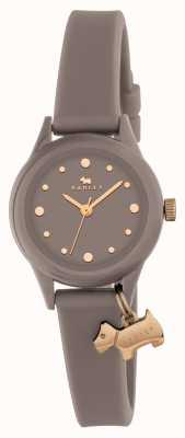 Radley 'Watch it' grijze goudmarkers voor dames RY2322