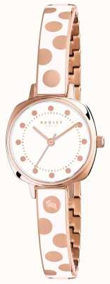 Radley Womans Kennington spot glazuur crème RY4272