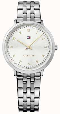 Tommy Hilfiger Womans pippa zilver staal 1781762