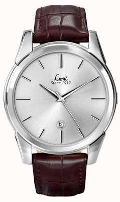 Limit Mens limiet horloge leer 5451.01