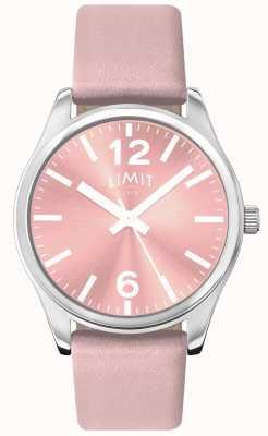 Limit Dames limiet horloge roze wijzerplaat 6218.01