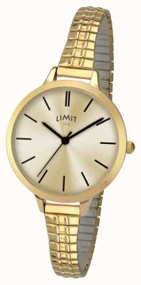 Limit Dames goud horloge 6231