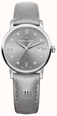 Maurice Lacroix Womans eliros grijs EL1094-SS001-250-1