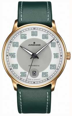 Junghans Meister stuurprogramma automatisch horloge 027/7711.00