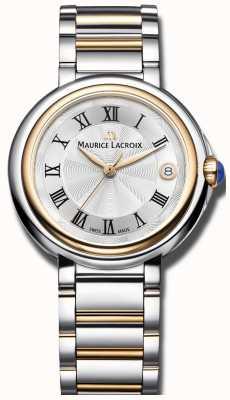 Maurice Lacroix Fiaba 36mm twee-tone roestvrijstalen dames FA1007-PVP13-110-1