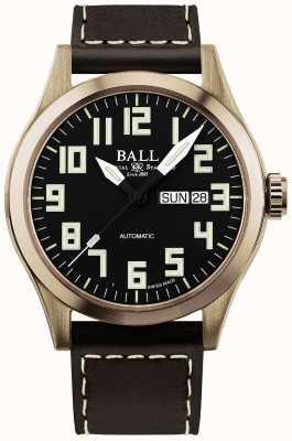 Ball Watch Company Heren ingenieur iii bronzen koffer NM2186C-L3J-BK