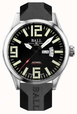 Ball Watch Company Mens ingenieur meester ii aviator NM1080C-P14A-BK