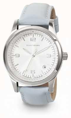Elliot Brown Womans kimmeridge ijsblauw lederen horloge 405-002-L55