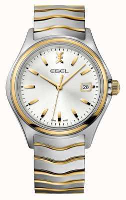 EBEL Wave mens tweekleurig goud horloge 1216202