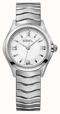 EBEL Wave vrouwen roestvrij stalen horloge 1216374