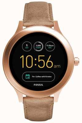 Fossil Vrouwen q venture smartwatch FTW6005
