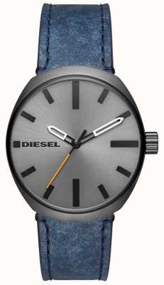 Diesel | heren klutch gun metal case | DZ1832