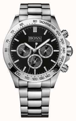 Hugo Boss Ikon chronograaf roestvrij staal 1512965