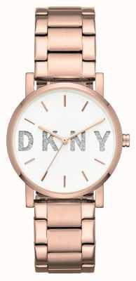 DKNY Womans soho rose gouden toon armband NY2654