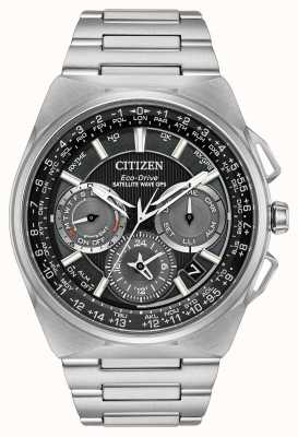 Citizen | f900 satellietgolf | super titanium ™ | gps chronograaf CC9008-50E