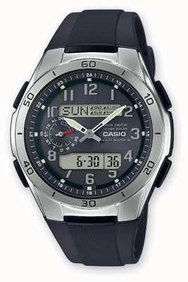 Casio Mens waveceptor zonne-energie horloge WVA-M650-1A2ER