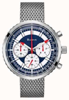 Bulova Mens chronograaf c speciale editie horloge 96K101