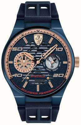 Scuderia Ferrari Speciale blauw 0830459