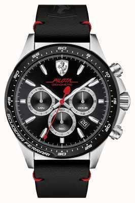 Scuderia Ferrari Pilota chronograaf 0830389