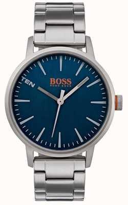 Hugo Boss Orange Mens kopenhagen horloge blauwe wijzerplaat 1550058