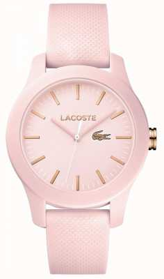 Lacoste Womans 12.12 kijken roze 2001003