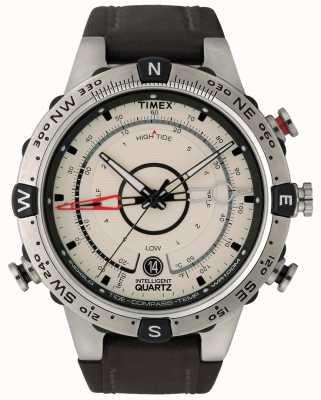 Timex Intelligent quartz® getij temp kompas T2N721D7PF