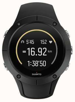 Suunto Unisex Spartaanse trainer pols hr monitor zwart SS022668000