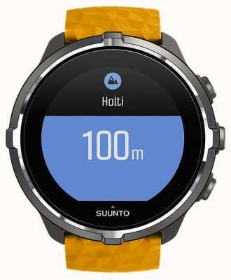 Suunto Spartan sport hartslagmeter barometer bluetooth horloge SS050000000