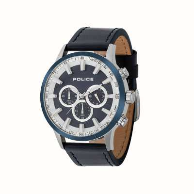 Police Herenpolitie momentum chronograaf horloge 15000JSTBL/03