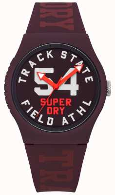 Superdry Track state dial dial moerbeiboom moerbeiboom SYL182RR